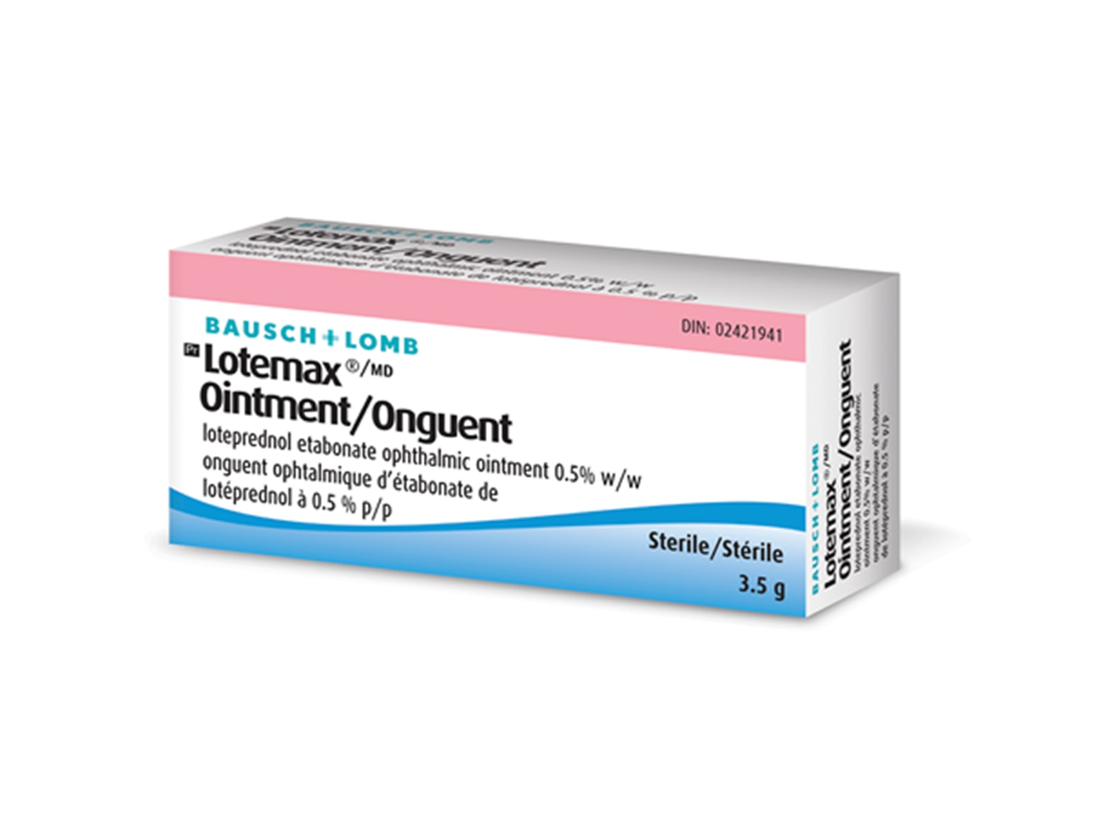 Lotemax Ointment
