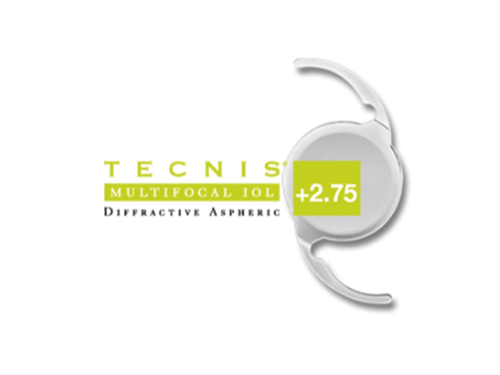 TECNIS Multifocal IOL +2.75 D