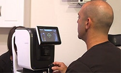 All-in-One Wavefront Autorefractor, Keratometer, and Contact Lens Analysis