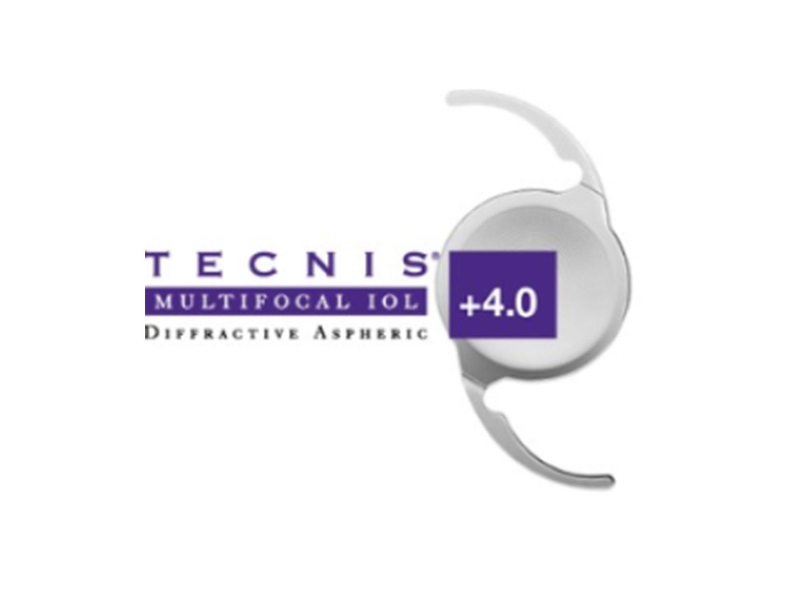 TECNIS Multifocal IOL +4.0 D